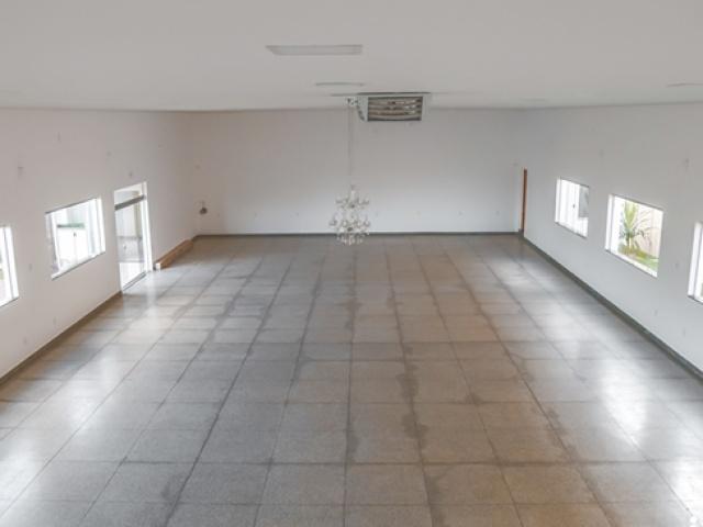 Área interna do salão